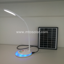 1000mah solar desk lamp